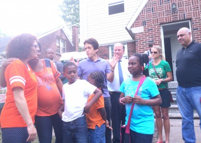 Working Homes, Families Builds a Neighborhood 2