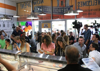 #NICEICEBABY: Grand Photos from the Grand Opening 11