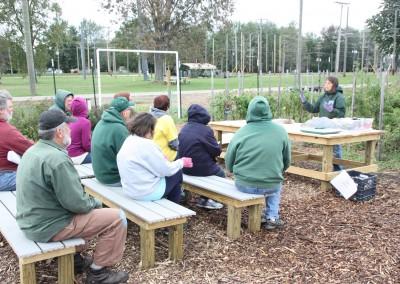 DTE Energy Garden October Harvest 4