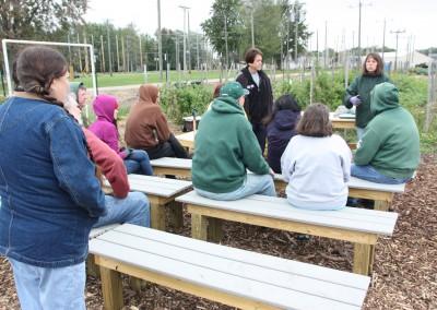 DTE Energy Garden October Harvest 3