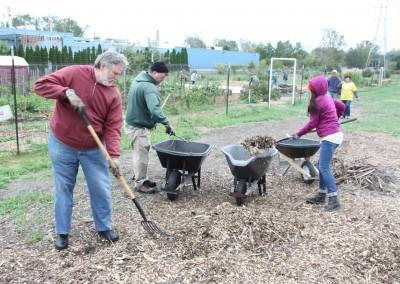 DTE Energy Garden October Harvest 17