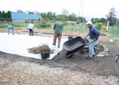 DTE Energy Garden October Harvest 16