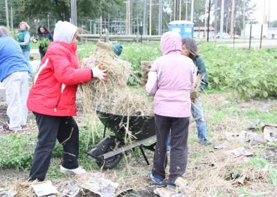 DTE Energy Garden October Harvest 8