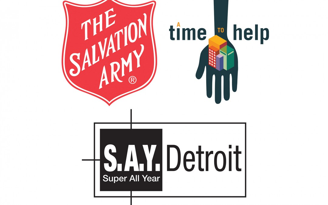 Update: S.A.Y. Detroit's Annual Holiday Party for The Salvation Army
