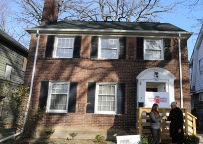 Working Homes Working Families Deliver Two More Homes 3