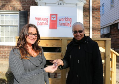 Working Homes Working Families Deliver Two More Homes 1