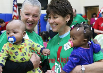Salvation Army Party for Kids a Holiday Hit 13