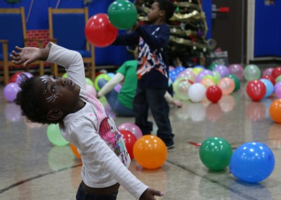 Salvation Army Party for Kids a Holiday Hit 12