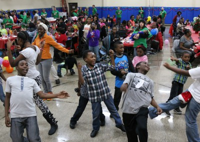 Salvation Army Party for Kids a Holiday Hit 5
