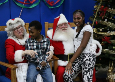 Salvation Army Party for Kids a Holiday Hit 14