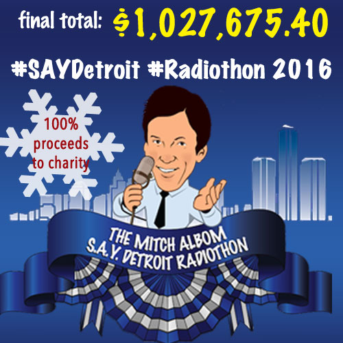 Fifth Annual Radiothon Hits $1 Million Mark