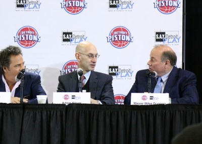 S.A.Y. Detroit Play Center teams up with Pistons 1