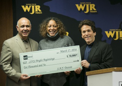 More than $1 Million Distributed to Detroit Charities 6