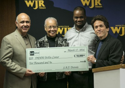 More than $1 Million Distributed to Detroit Charities 8