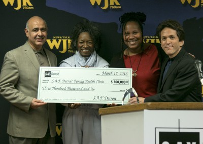 More than $1 Million Distributed to Detroit Charities 22