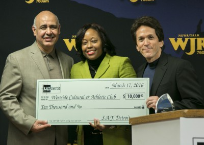 More than $1 Million Distributed to Detroit Charities 14