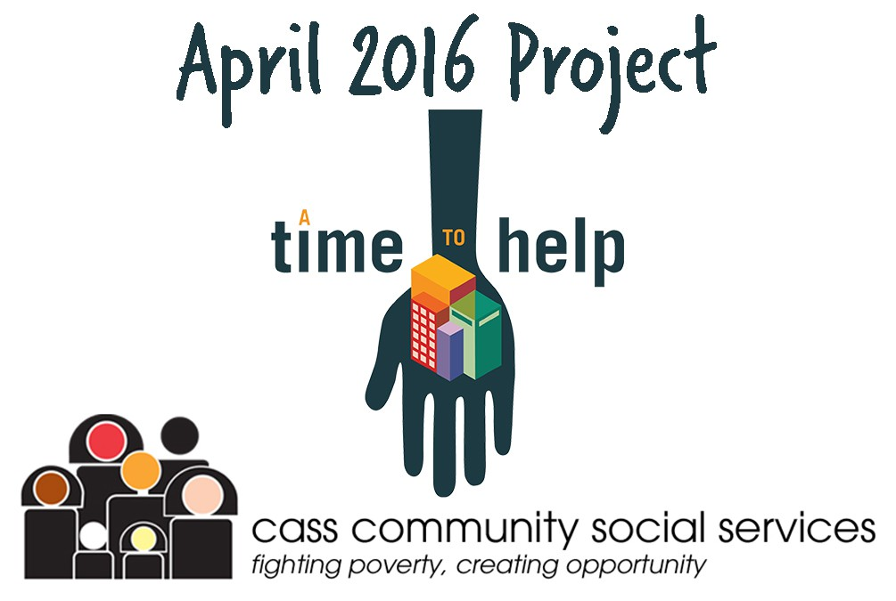 A Time to Help Project – April 2016