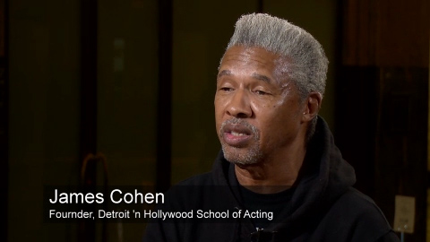 Teaching Future Actors and Actresses in the Heart of Detroit