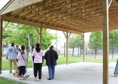 A Time to Help Beautifies Park & Planters in Hamtramck 3