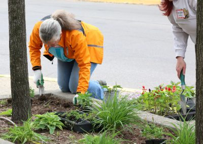 A Time to Help Beautifies Park & Planters in Hamtramck 5