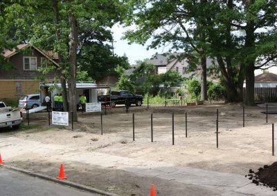 Working Homes Working Families Transforms Vacant Lot to Community Park 5