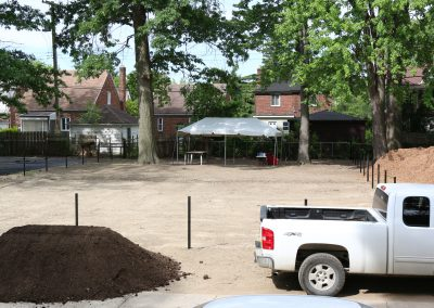 Working Homes Working Families Transforms Vacant Lot to Community Park 6