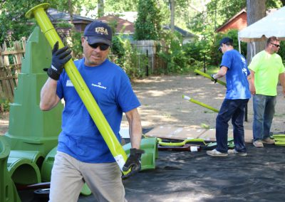 Working Homes Working Families Transforms Vacant Lot to Community Park 7