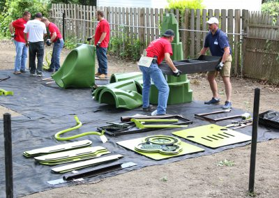 Working Homes Working Families Transforms Vacant Lot to Community Park 12