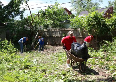 Working Homes Working Families Transforms Vacant Lot to Community Park 20
