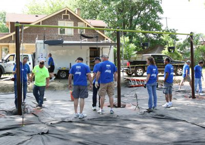 Working Homes Working Families Transforms Vacant Lot to Community Park 21
