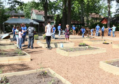 Working Homes Working Families Transforms Vacant Lot to Community Park 22