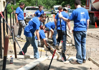 Working Homes Working Families Transforms Vacant Lot to Community Park 23