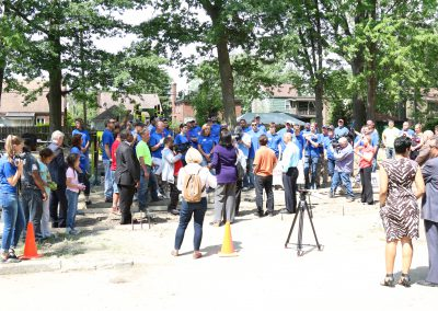 Working Homes Working Families Transforms Vacant Lot to Community Park 27
