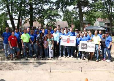 Working Homes Working Families Transforms Vacant Lot to Community Park 31