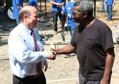 Working Homes Working Families Transforms Vacant Lot to Community Park 29