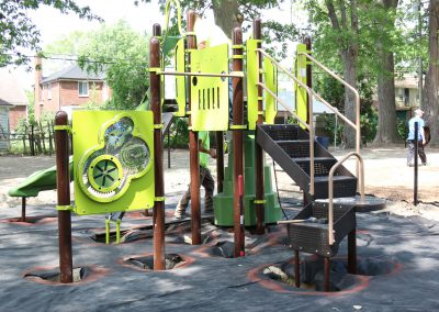 Working Homes Working Families Transforms Vacant Lot to Community Park 38