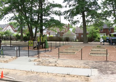Working Homes Working Families Transforms Vacant Lot to Community Park 40
