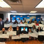 Giving Shines as Radiothon Funds Are Distributed 30