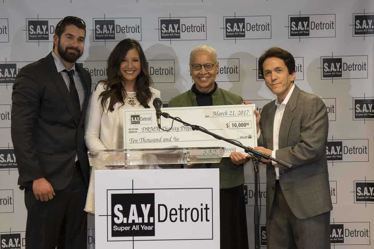 S.A.Y. Detroit Stands with Women and Survivors of Sexual Assault 3