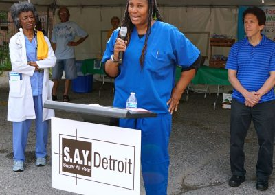 S.A.Y. Clinic Celebrates Residents, Attracts New Patients, at Health Fair 13