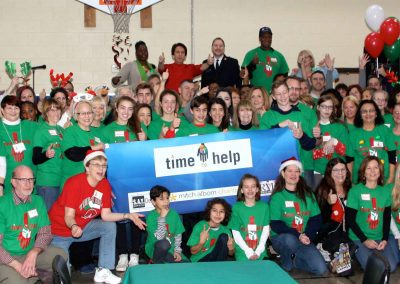 20th Christmas Party for shelter residents and children a holiday hit 5