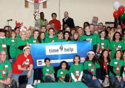 20th Christmas Party for shelter residents and children a holiday hit 4