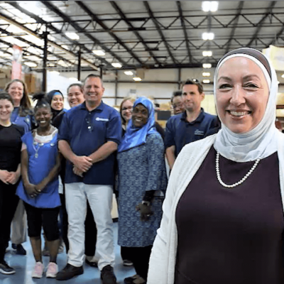 Seeing the Human Family in the Heart of Detroit // Zaman International