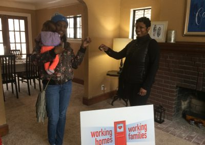 Morningside Neighborhood Gains Strength With Another Family 6