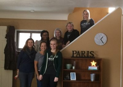 Morningside Neighborhood Gains Strength With Another Family 7