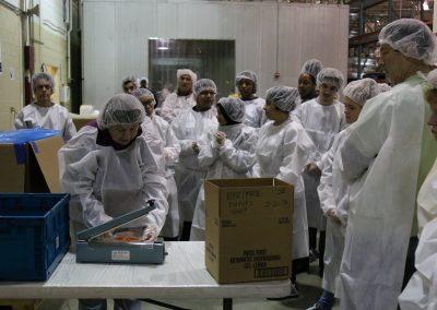 Breaking Records, Helping Others at Gleaners 4