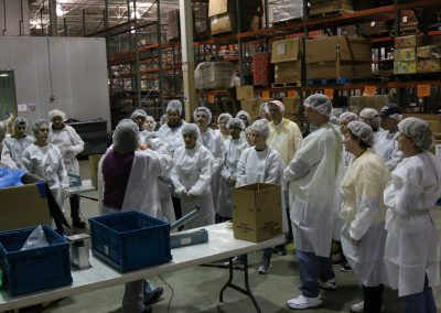 Breaking Records, Helping Others at Gleaners 5
