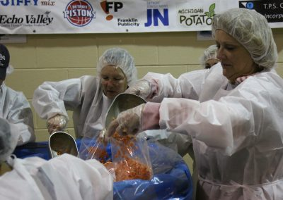 Breaking Records, Helping Others at Gleaners 12