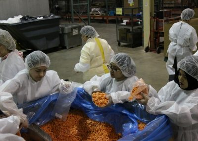 Breaking Records, Helping Others at Gleaners 8