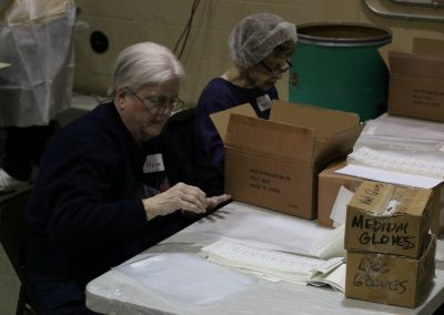 Breaking Records, Helping Others at Gleaners 15